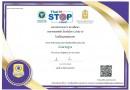 โรงเรียนเซนต์เทเรซาได้ใบรับรอง Thai STOP COVID  #ด้วยความห่วงใยจากใจเซนต์เทเรซากรุณาสวมหน้ากากอนามัยมาติดต่อที่โรงเรียนทุกครั้งและลงทะเบียนการเข้าออกได้ที่หน้าห้องธุรการการเงินค่ะ